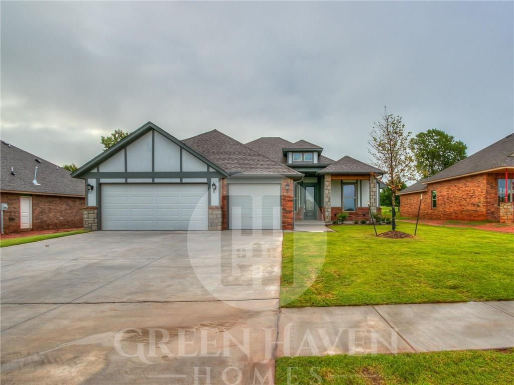 1404 N Vicksburg Terrace, Mustang, OK 73064