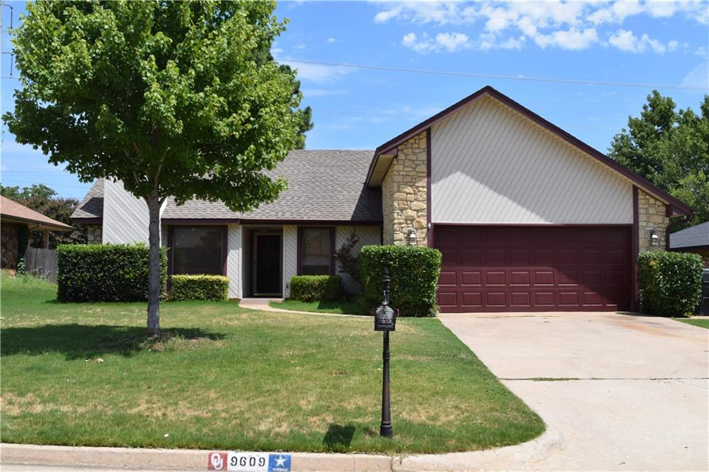 9609 Willow Wind Drive, Midwest City, OK 73130