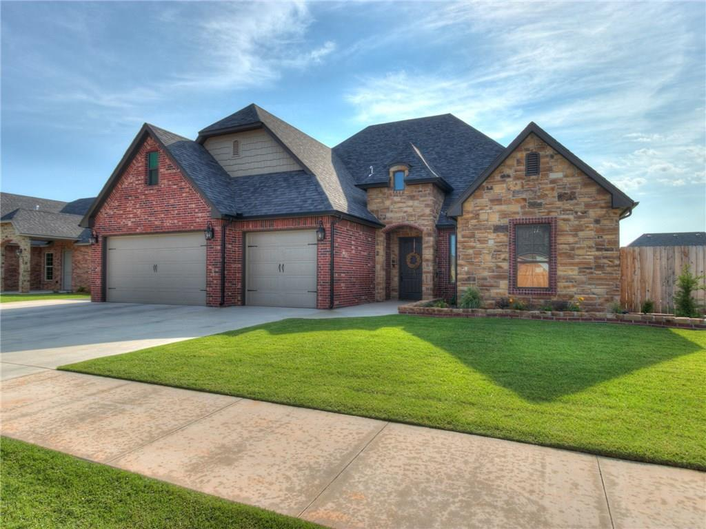 1308 Eagle Ridge, Weatherford, OK 73096