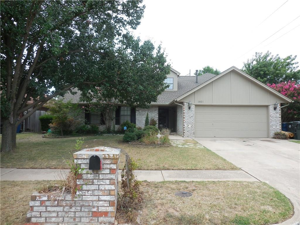 1601 Haven Drive, Midwest City, OK 73130
