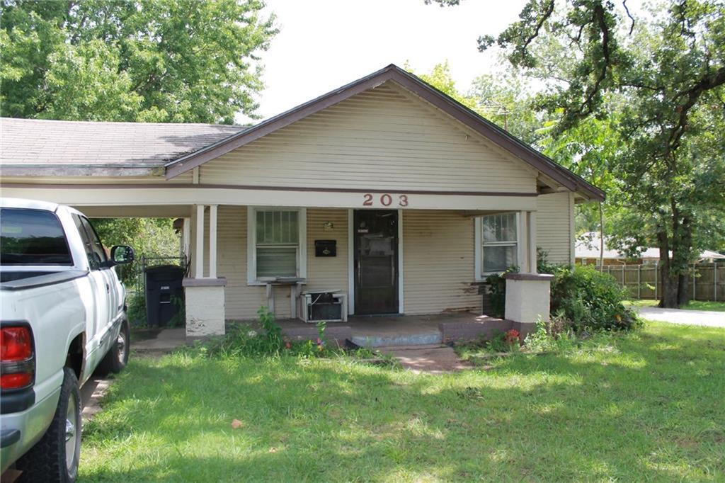 203 N Kimberly Avenue, Shawnee, OK 74801