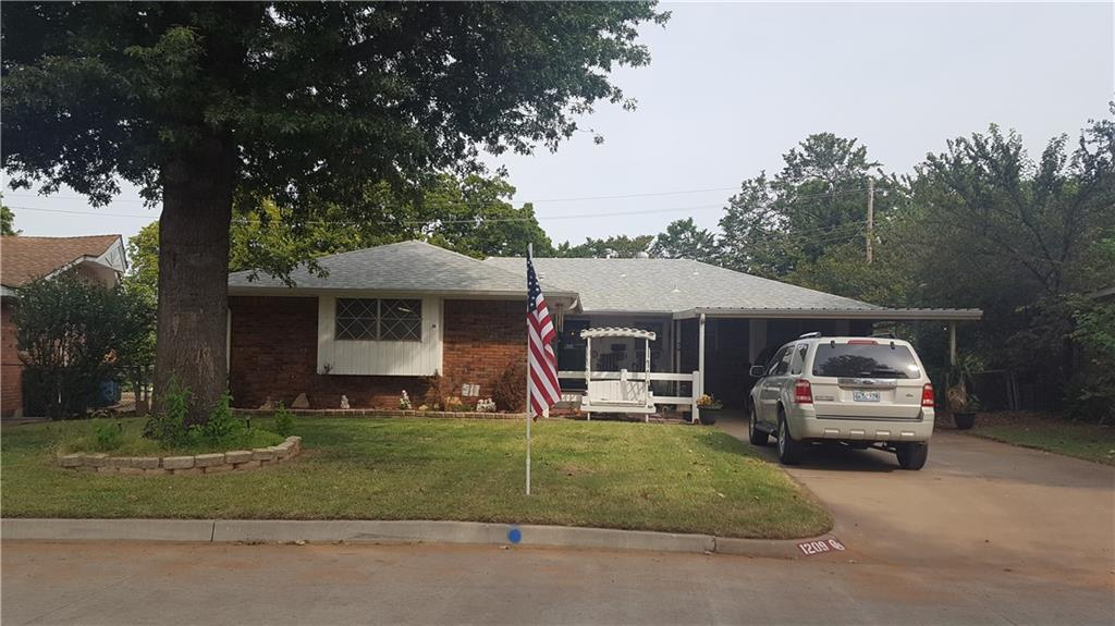 1209 Twilight, Midwest City, OK 73110