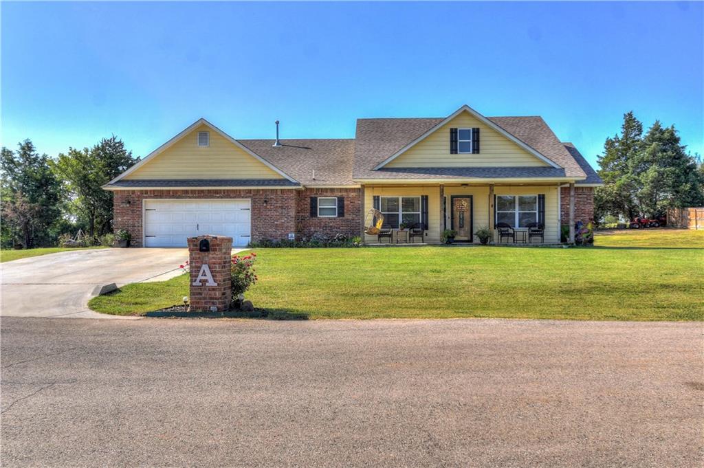 43985 Hunters Hill, Shawnee, OK 74801