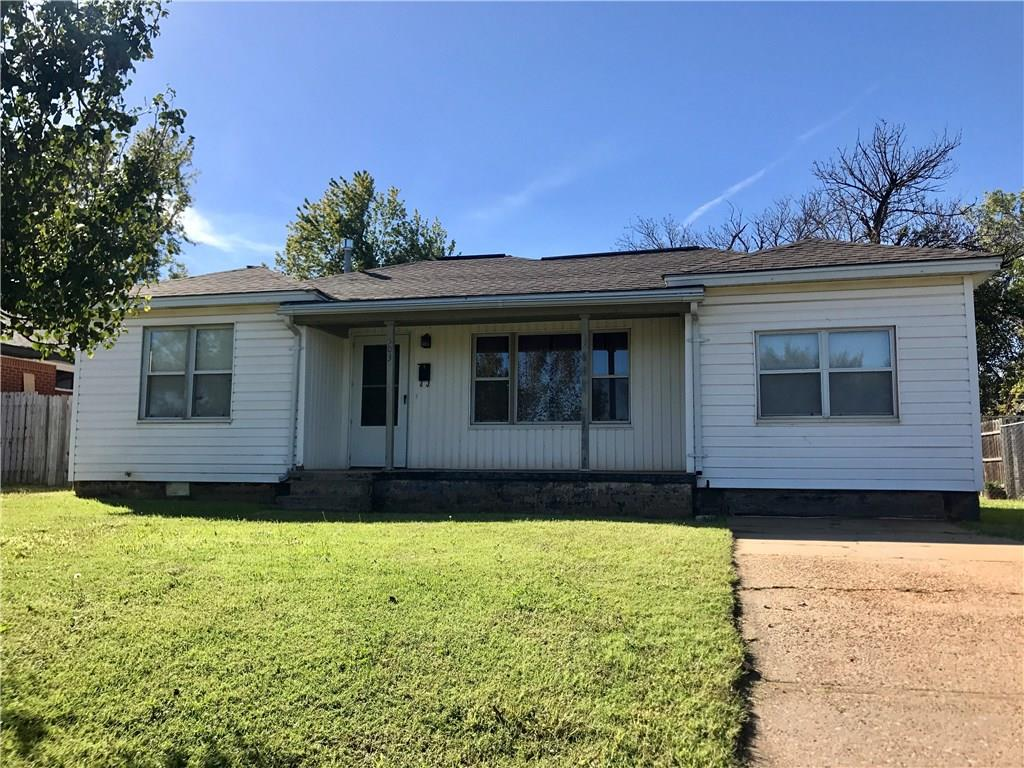 503 N 4th, Weatherford, OK 73096