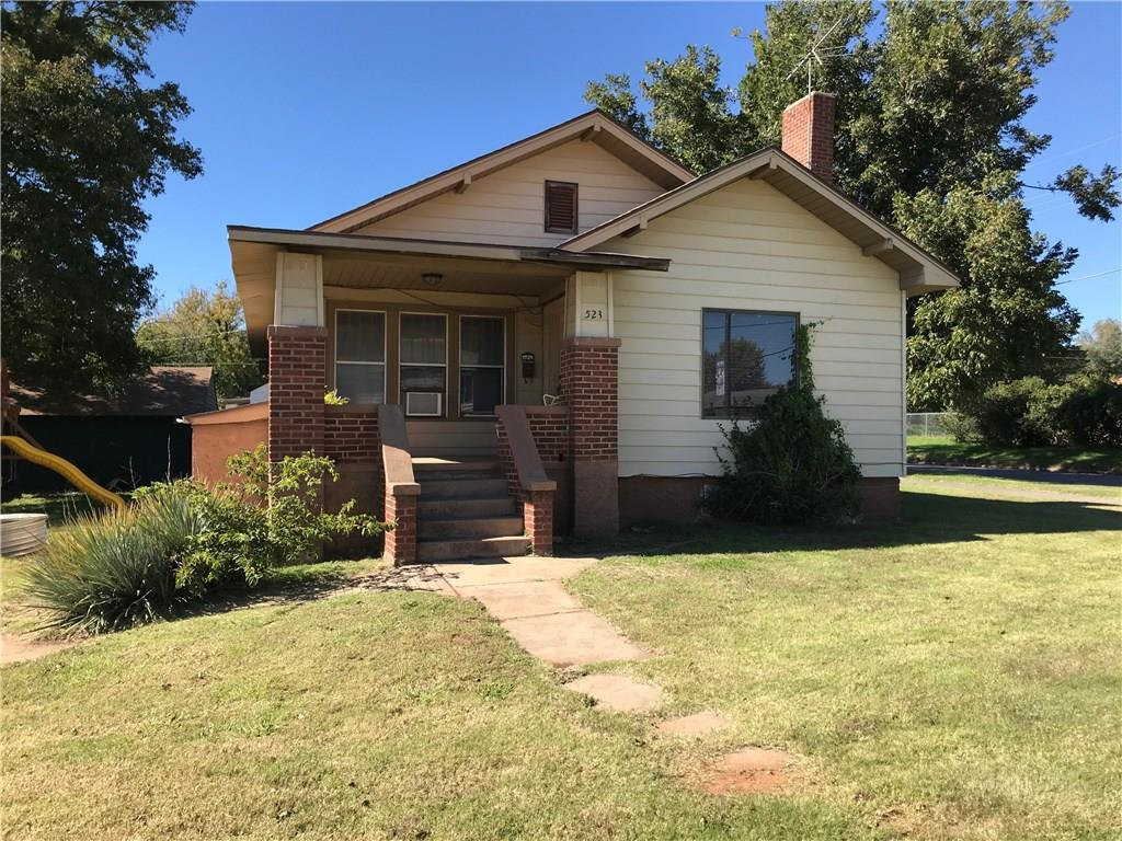 523 N 7th, Weatherford, OK 73096