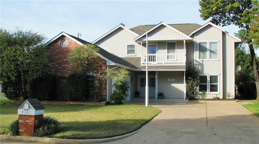 9101 Spring Creek Drive, Midwest City, OK 73130