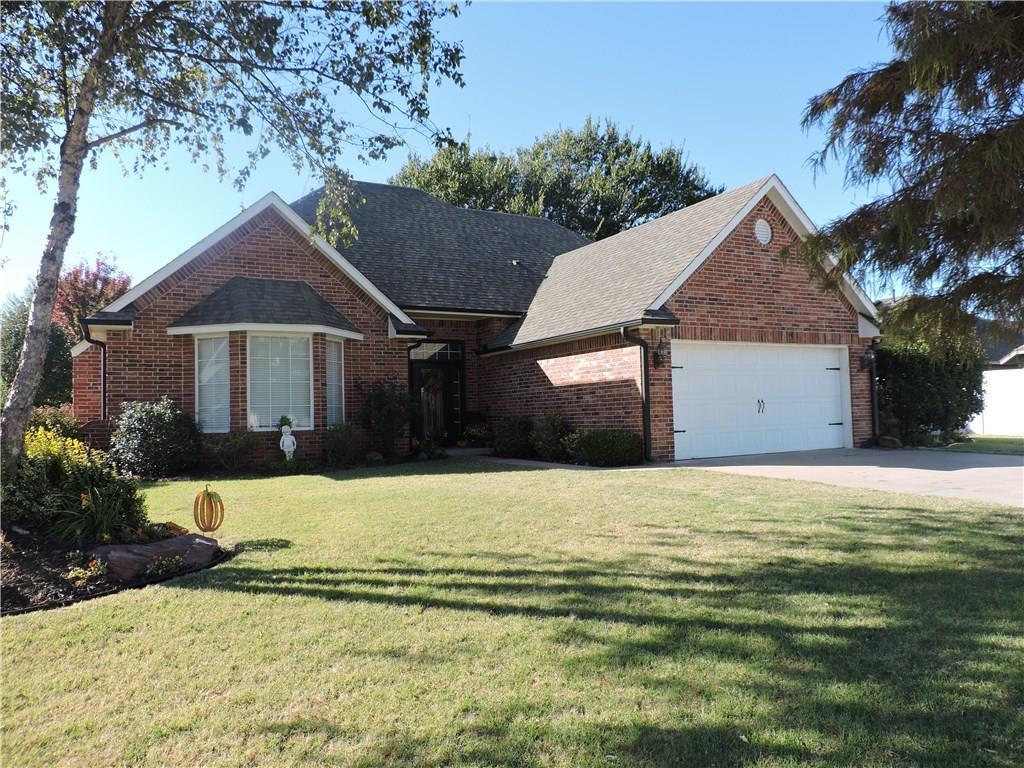 1510 Hunters Ridge Drive, Shawnee, OK 74804