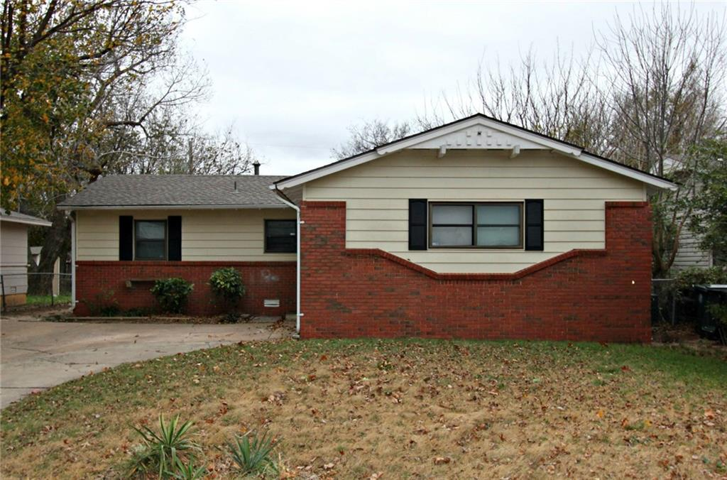 1929 Rulane Drive, Midwest City, OK 73110