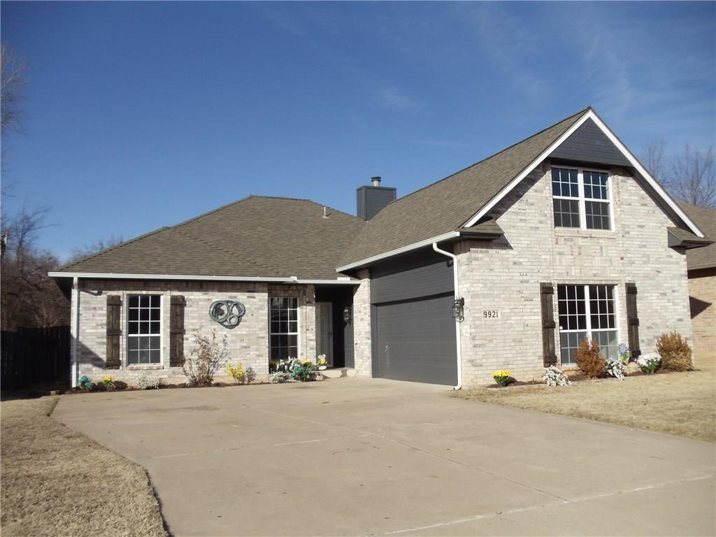 9921 Fox Fair Hollow, Midwest City, OK 73130