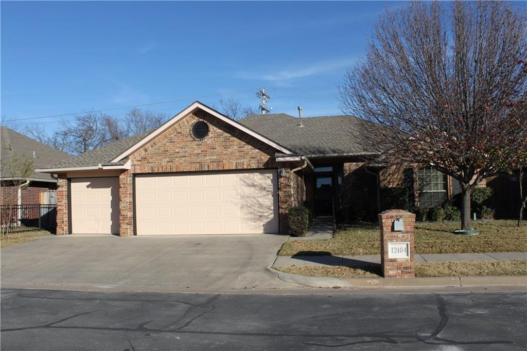 12404 Crystal Gardens Drive, Oklahoma City, OK 73170