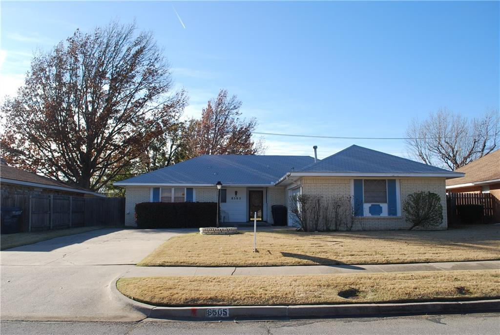 8505 S Hillcrest, Oklahoma City, OK 73159
