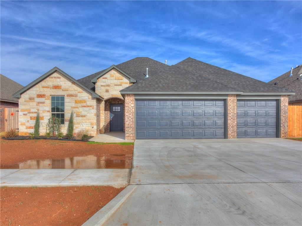 2713 Harvest Drive, Weatherford, OK 73096
