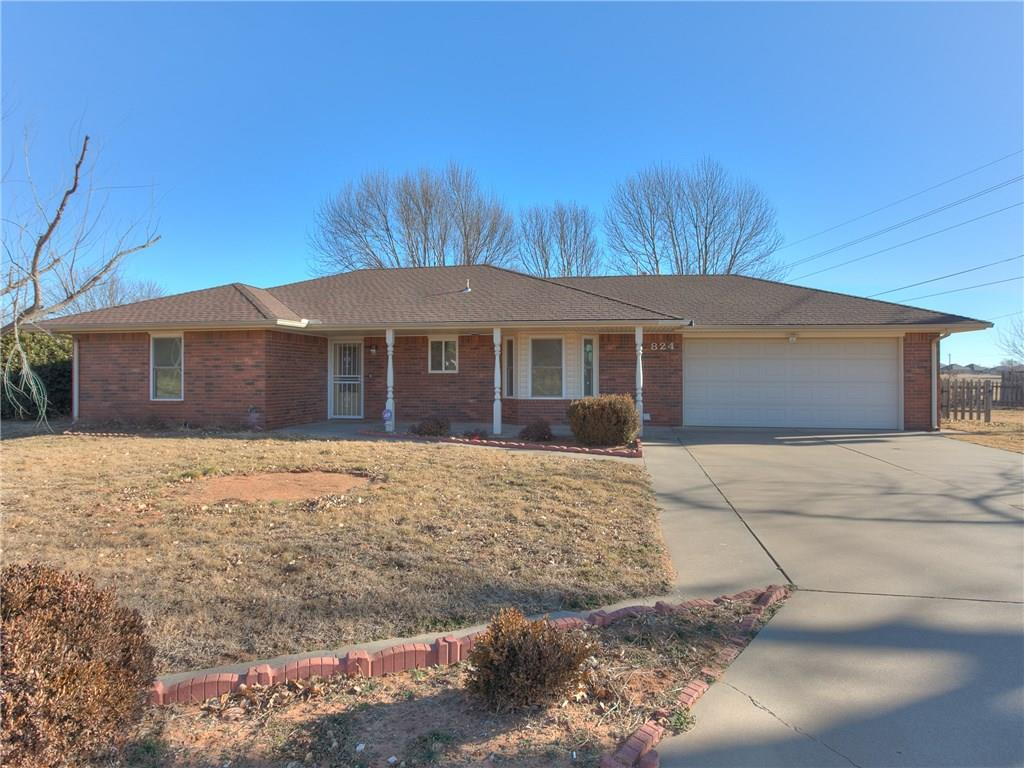 824 El Dorado, Weatherford, OK 73096