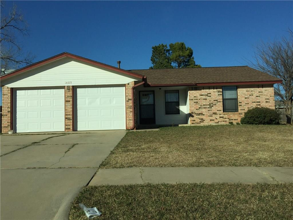 1405 SE 10th, Moore, OK 73160