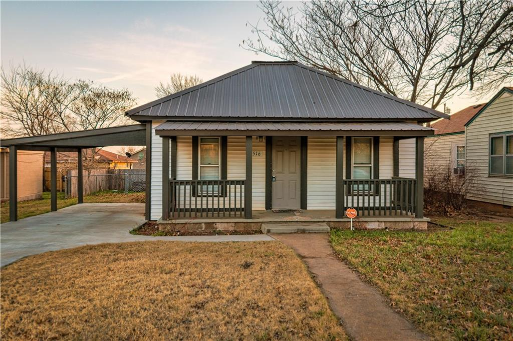516 W Tom Stafford, Weatherford, OK 73096
