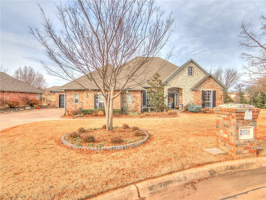 2551 Cross Cut Lane, Choctaw, OK 73020