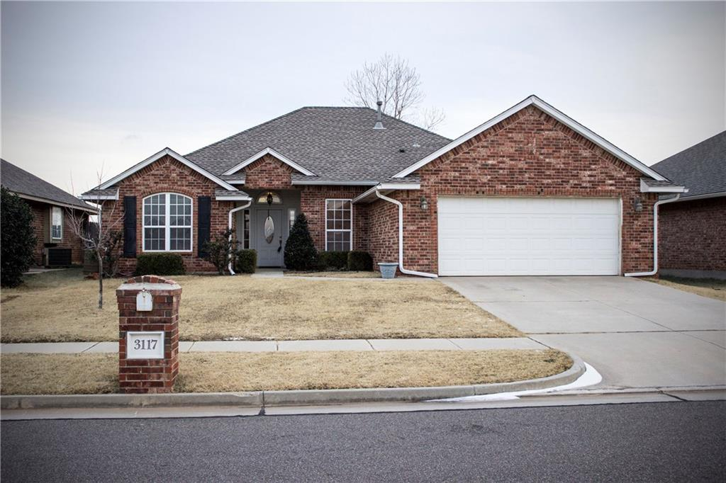 3117 Carey Place, Moore, OK 73160