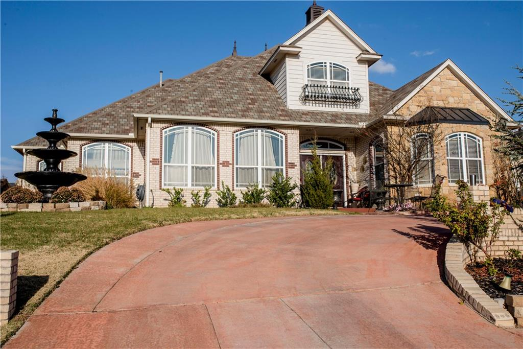7629 Canyon Lakes Drive, Oklahoma City, OK 73142