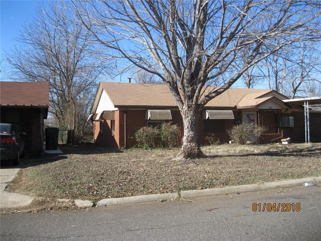 1007 Bell Drive, Midwest City, OK 73110