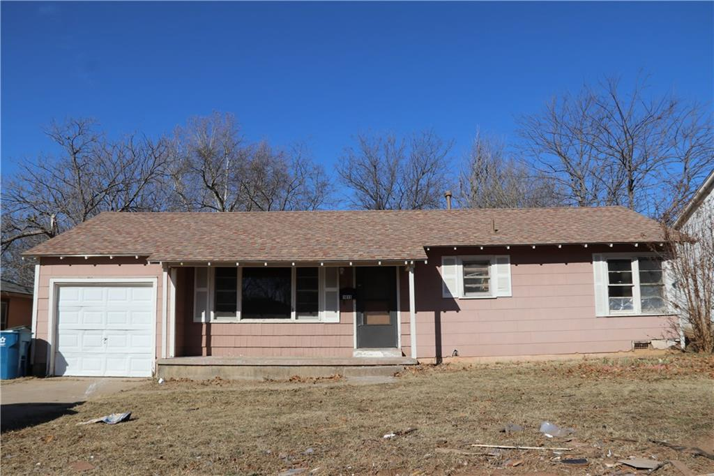 1013 Holly Lane, Midwest City, OK 73110