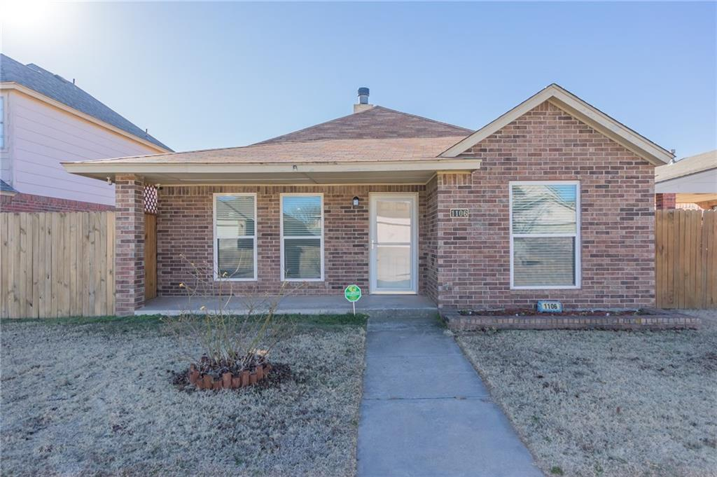 1106 SW 22nd, Moore, OK 73170