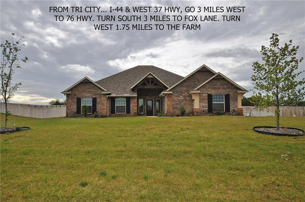 960 County Street 2982, Blanchard, OK 73010