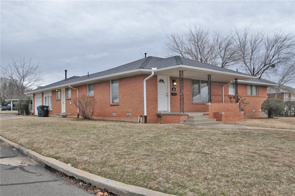 309 Leonard Lane, Midwest City, OK 73110