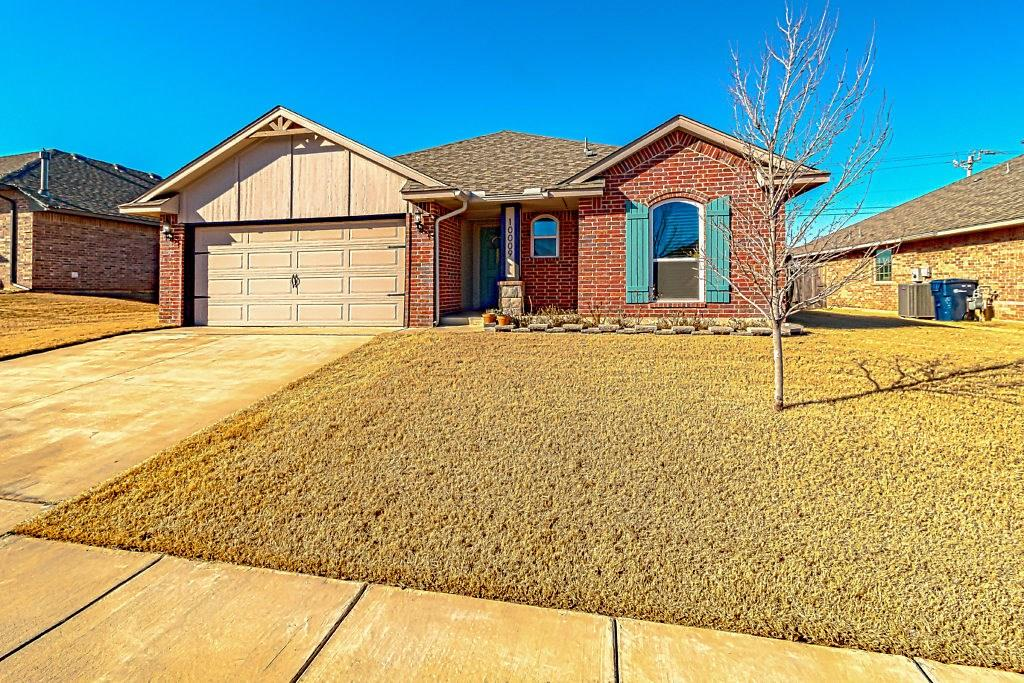 10009 Allie Hope Lane, Yukon, OK 73099