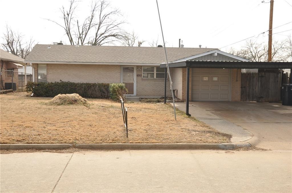 7628 NW 14th Street, Oklahoma City, OK 73127