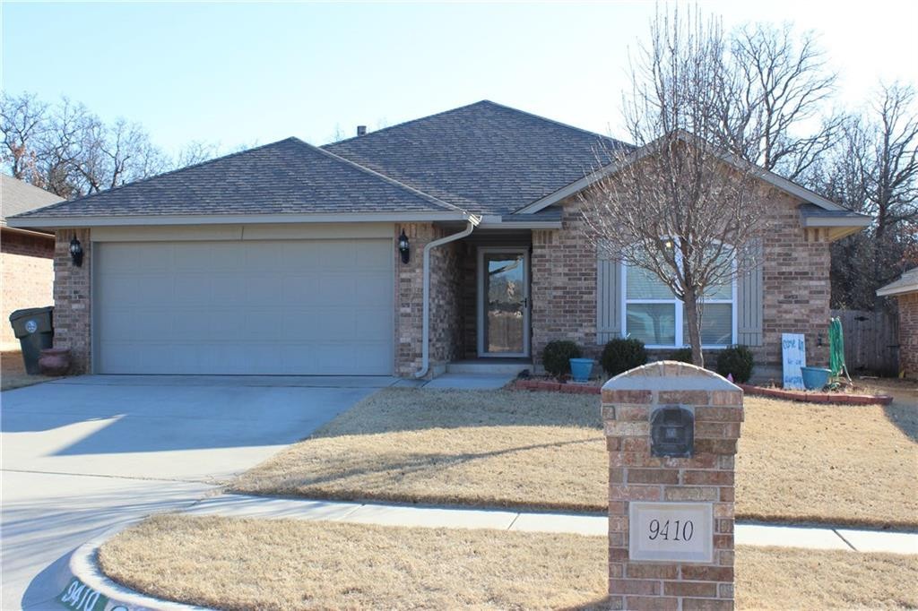 9410 Peachtree Lane, Midwest City, OK 73130