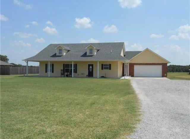 17361 S Rock Creek, Shawnee, OK 74801