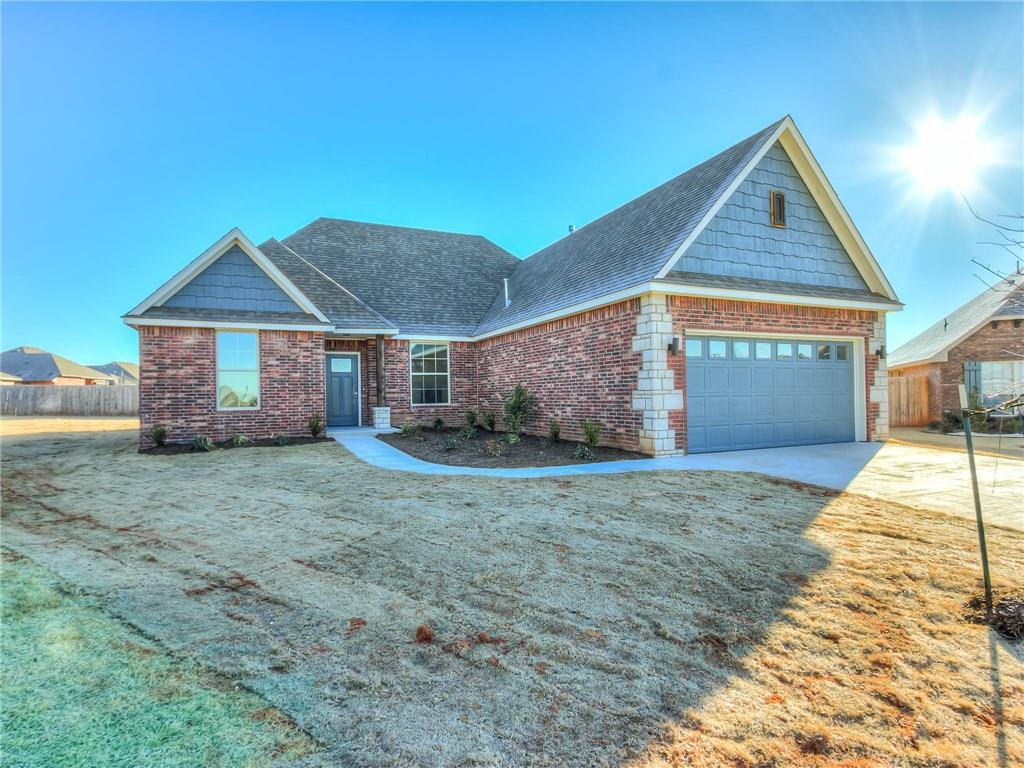 4205 SE 39th Court, Moore, OK 73071