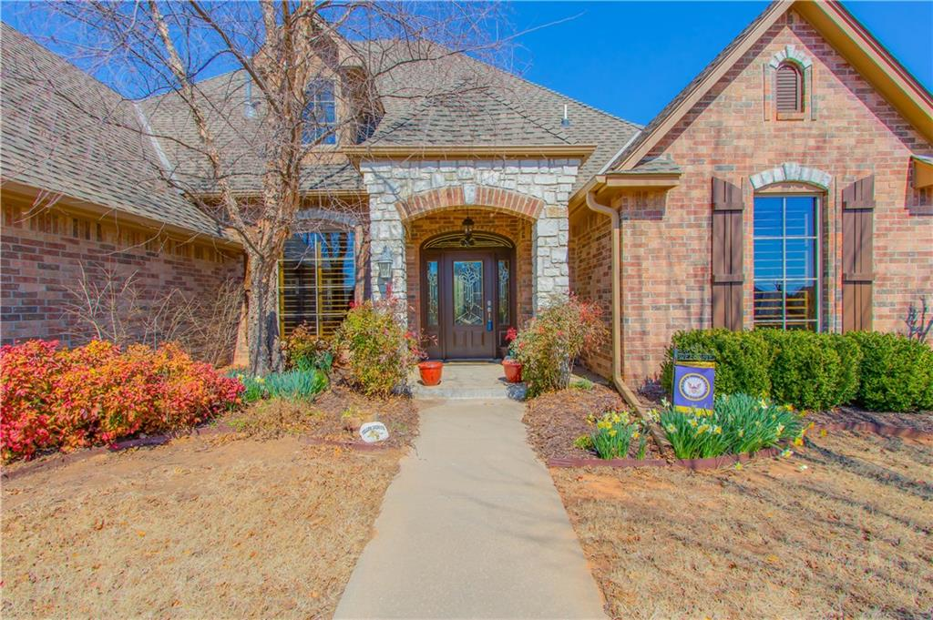 917 Shady Glen Circle, Edmond, OK 73025