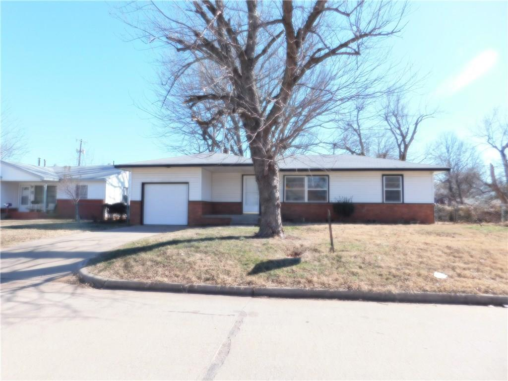 2336 Eagle Drive, Del City, OK 73115