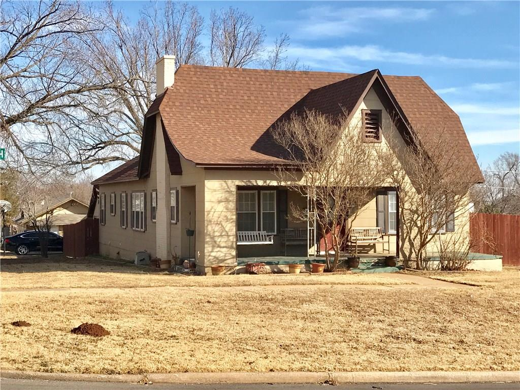 524 N 5th, Weatherford, OK 73096
