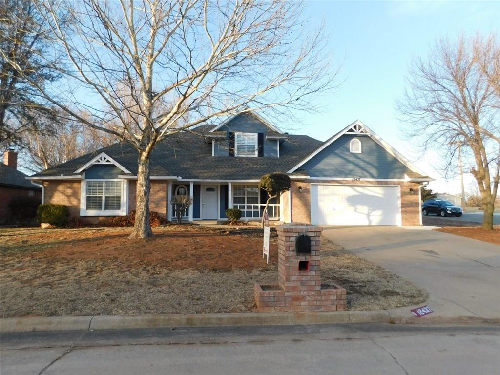 12437 Jersey Road, Midwest City, OK 73130