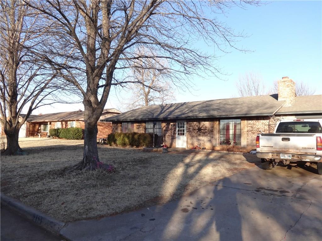 210 Cedar, Elk City, OK 73644