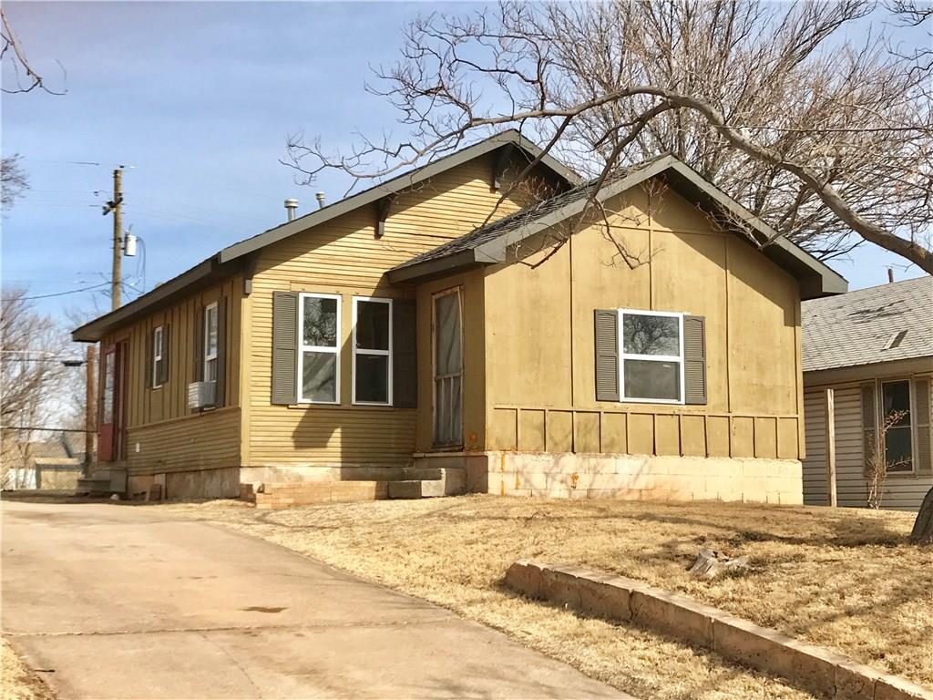 703 W B, Elk City, OK 73644