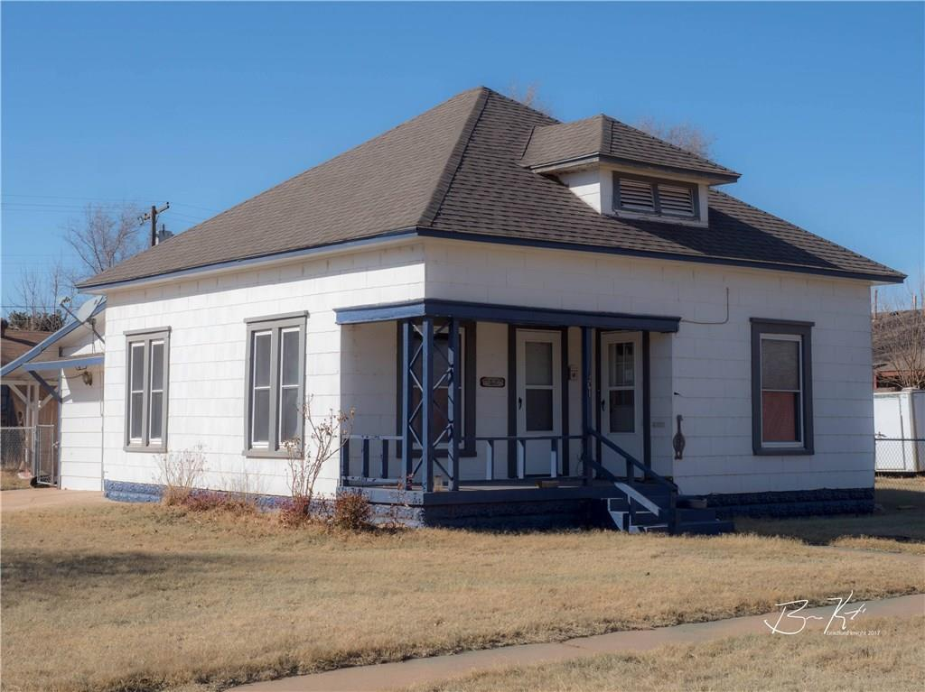 401 N Jefferson, Elk City, OK 73644