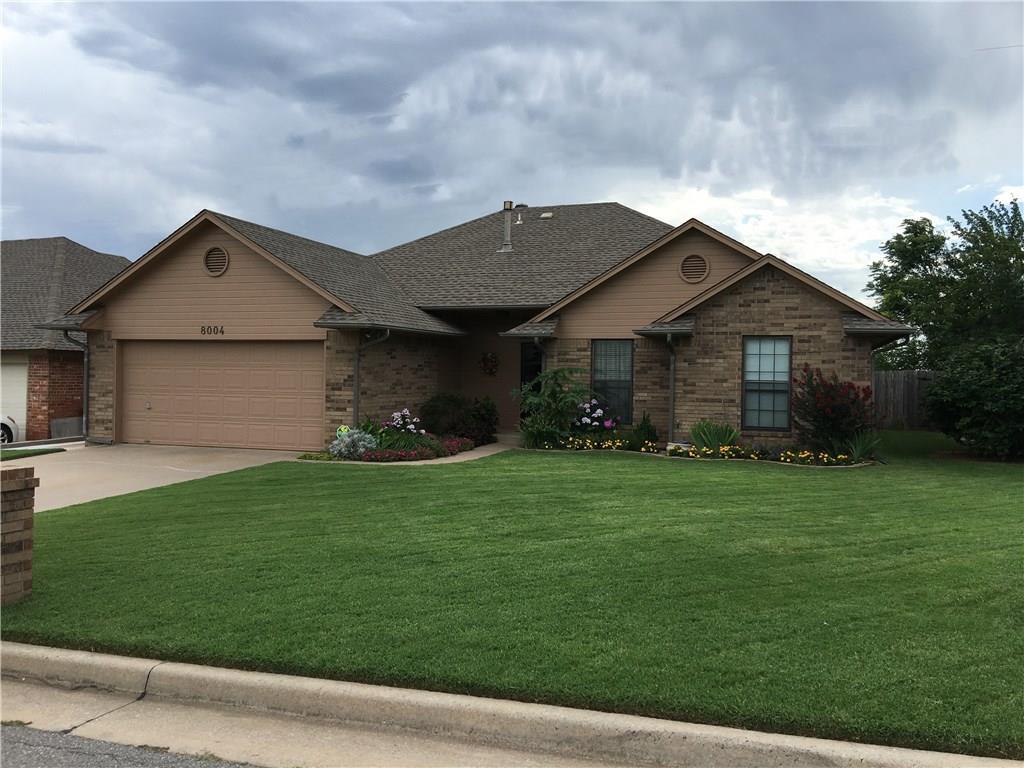 8004 Wilshire Ridge Drive, Oklahoma City, OK 73132