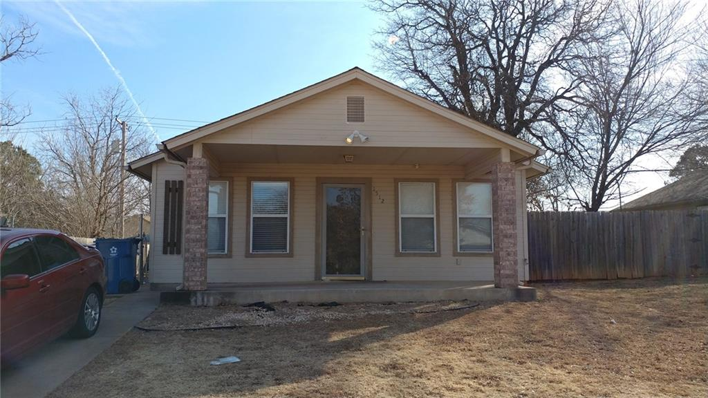 1512 Patricia Drive, Midwest City, OK 73130