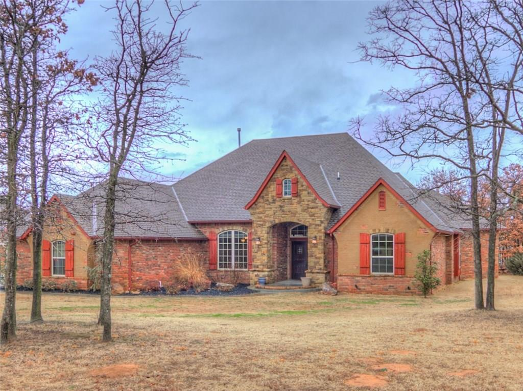 13413 Prestwick Circle, Choctaw, OK 73020