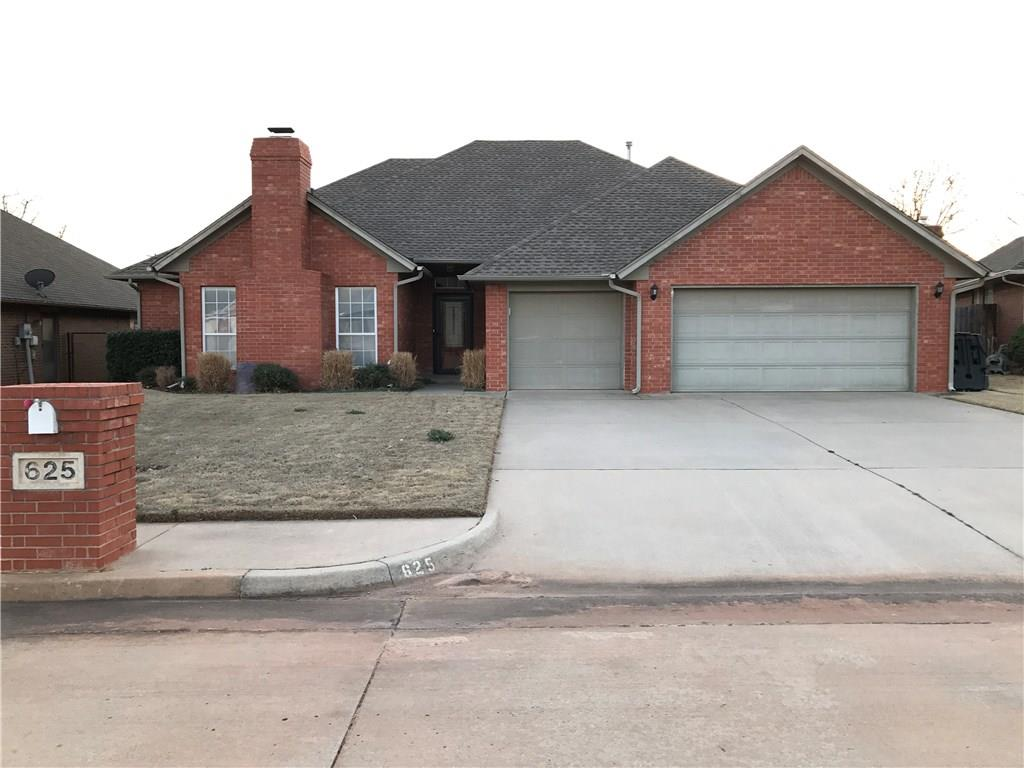 625 Crescent, Midwest City, OK 73110