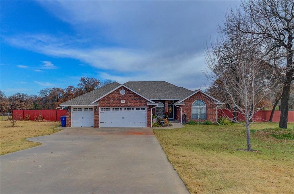 274 Murray Drive, Choctaw, OK 73020